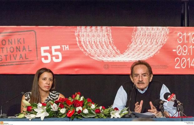 Συνέντευξη Τύπου 55ου Φεστιβάλ Θεσσαλονίκης