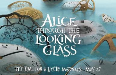 Teaser-βουτιά για το «Alice Through the Looking Glass»!