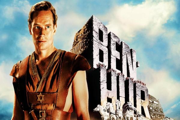 Το remake του Μπεν Χουρ έρχεται και όλοι αναρωτιούνται τον λόγο!