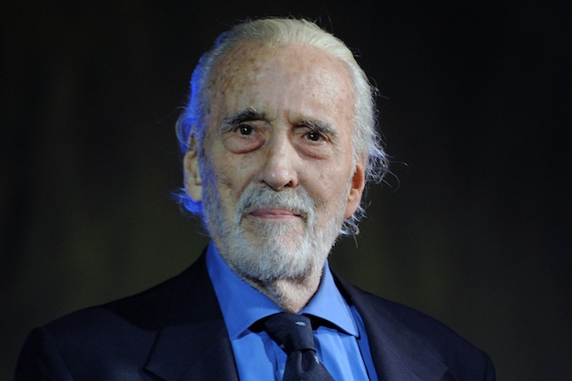 Christopher Lee : A Tribute