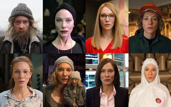 """Τα 13 προσωπεία της Κέιτ Μπλάνσετ στο """"Manifesto"""""""
