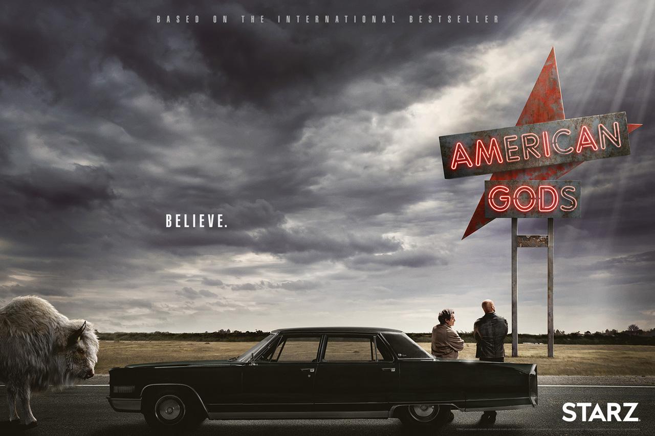 «American Gods»: λατρέψτε τους θεούς!