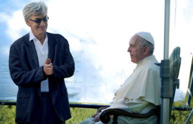 Ο Βιμ Βέντερς επιστρέφει με ένα ντοκιμαντέρ για τον Πάπα Φραγκίσκο!