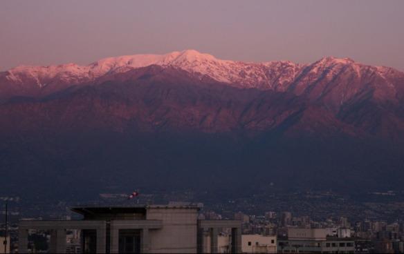 Η οροσειρά των ονείρων (La Cordillera de los Sueños)